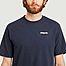 matière T-shirt Logo Responsibili-Tee® - Patagonia