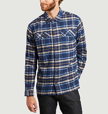 Fjord Flannel check shirt