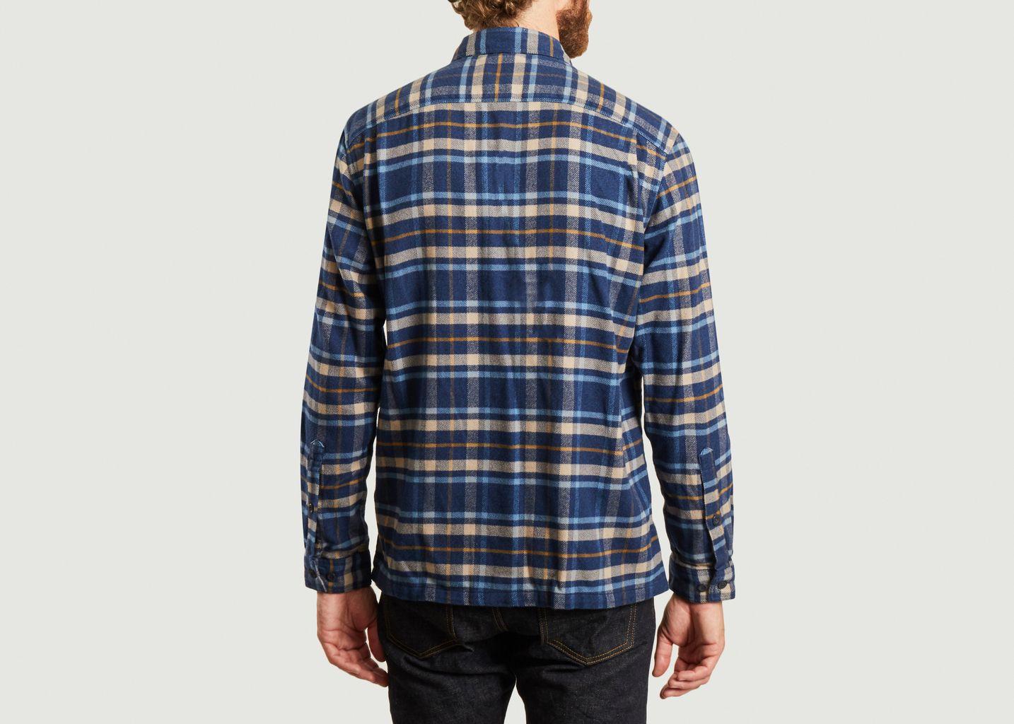 Chemise à carreaux Fjord Flannel - Patagonia
