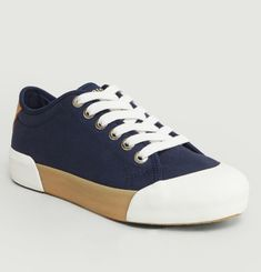 Charlie Canvas Trainers