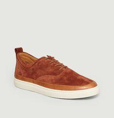 Sneakers Juliett Lace Velours Fox