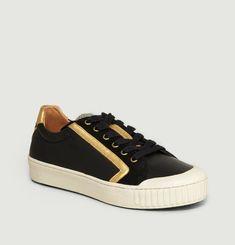 Sneakers X-Delta Run Nappa