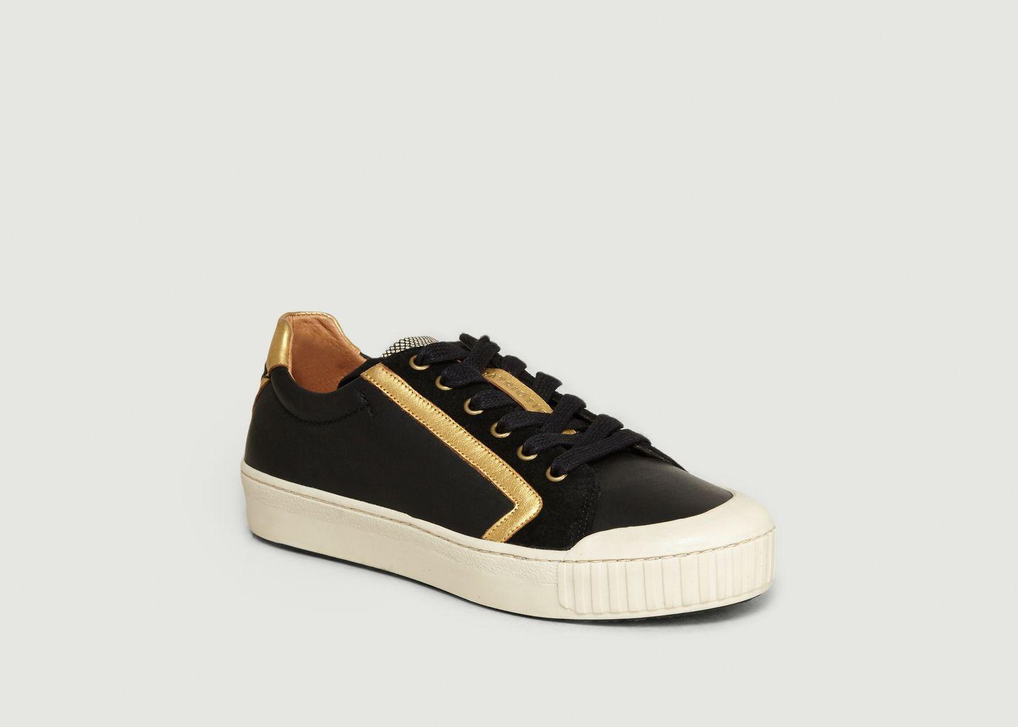 Sneakers X-Delta Run Nappa - Patriotic