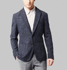 Octave Tweed Jacket