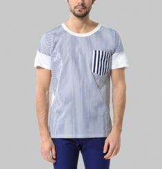 Tee-Shirt Stripe