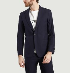 Chocopalerme Suit Jacket