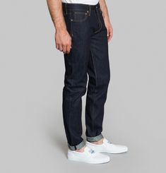 Red Selvedge Jeans