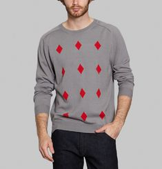 Harlequin Jumper