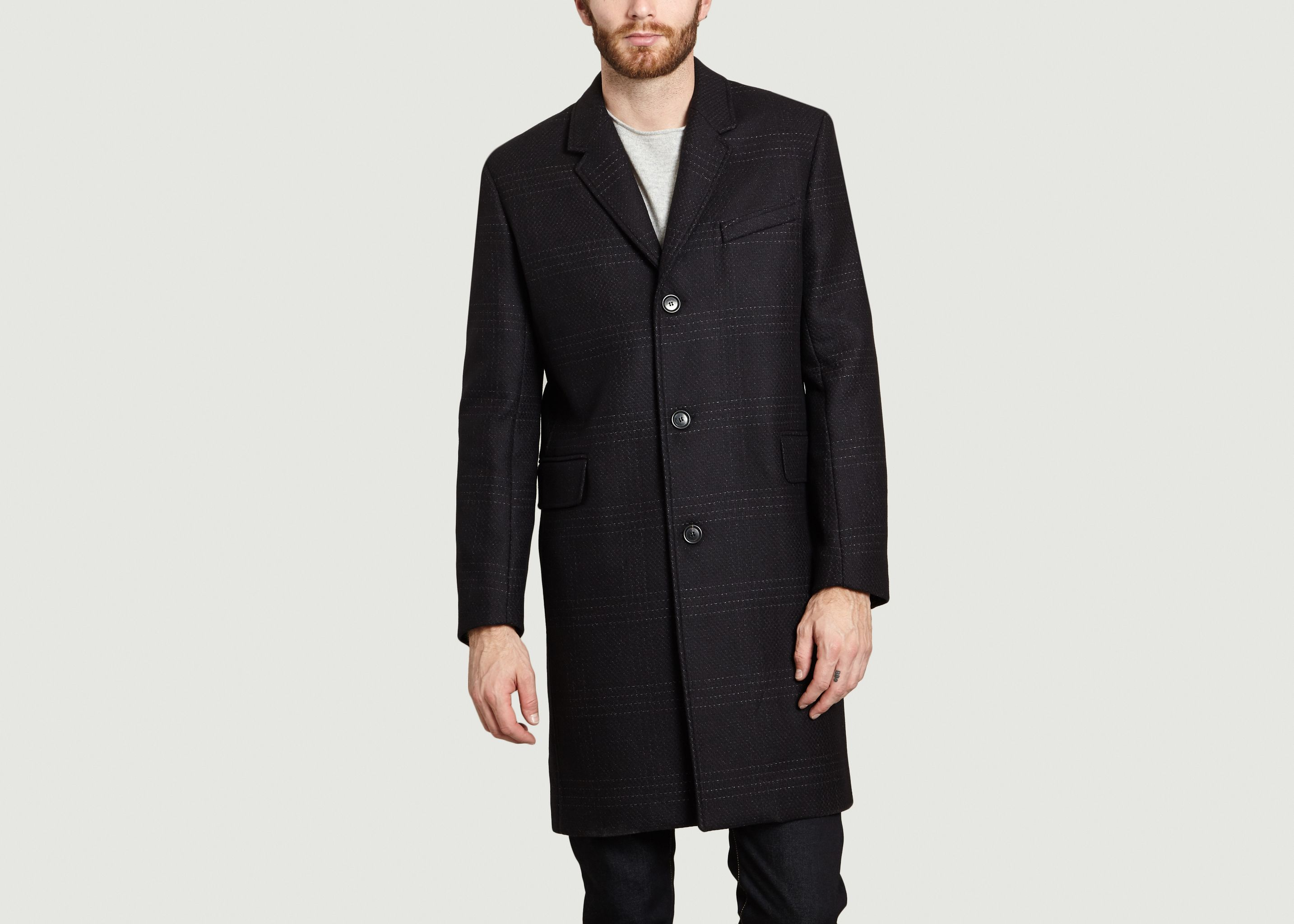 8716a503ce4579 Sale Forestry Coat Black Paul   Joe at -50%   L Exception