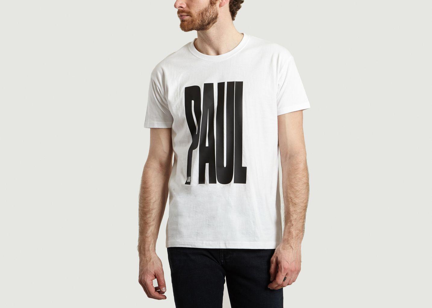 Tshirt Grandpaul - Paul & Joe