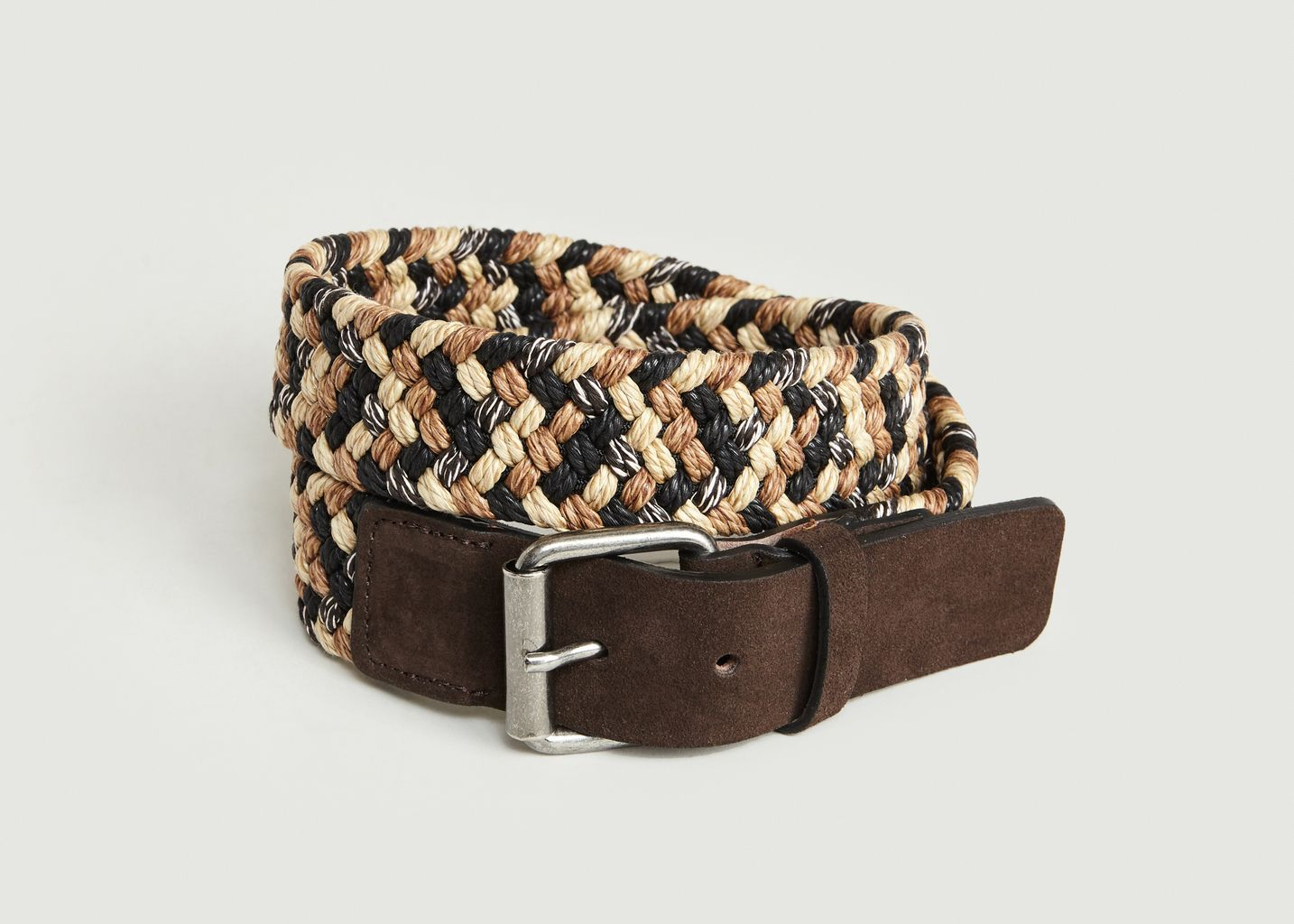 6ffa0c23258619 Soldes Ceinture Raphael Marron Paul   Joe à -50%   L Exception