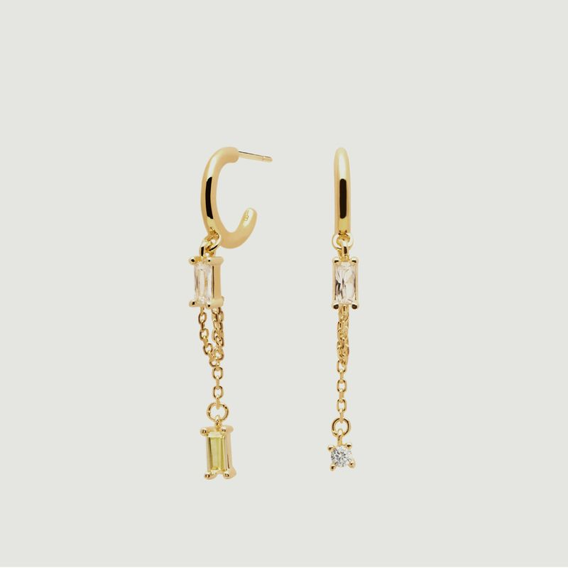 Boucles d'oreilles Salma - PDPAOLA