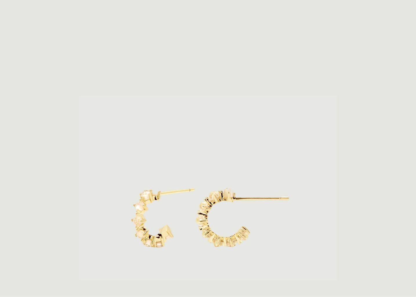 Créoles Mini Lady Bird - PDPAOLA