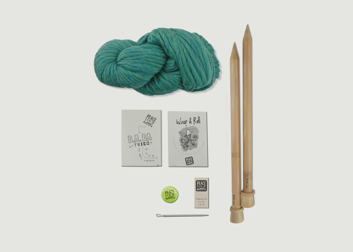 Blanc Bonnet & Bonnet Blanc  - Peace and Wool