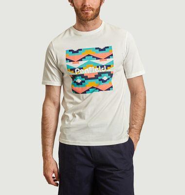 T-shirt imprimé Sandtoft