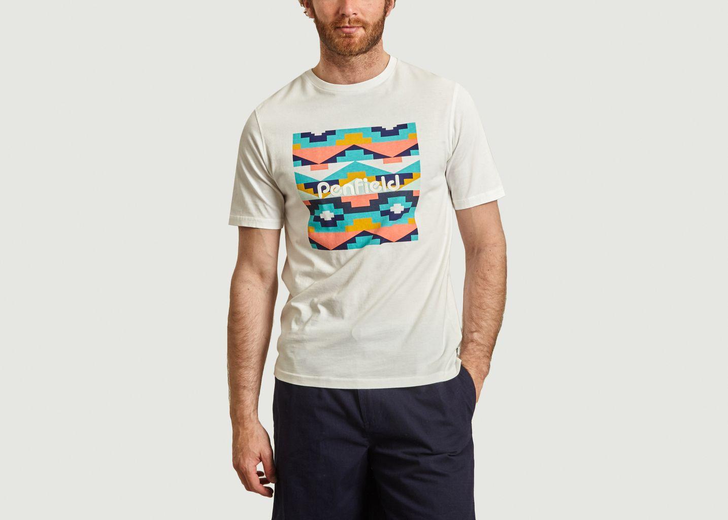 T-shirt imprimé Sandtoft - Penfield