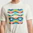 matière T-shirt imprimé Sandtoft - Penfield