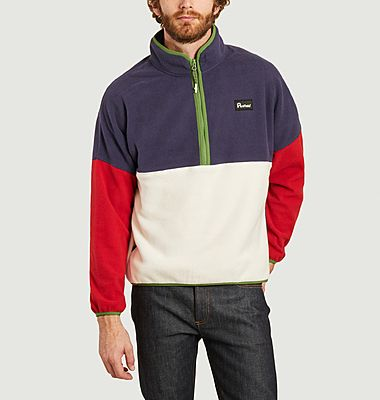 Veste polaire Melwood Colorblock