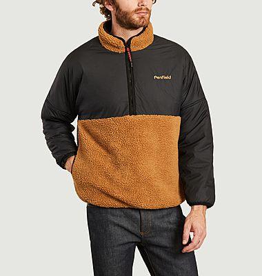 Therma bi-material jacket