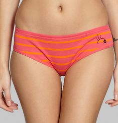 Striped Eye Knickers