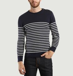 Sailor Striped Jumper