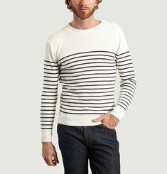 Striped Mariner Jumper