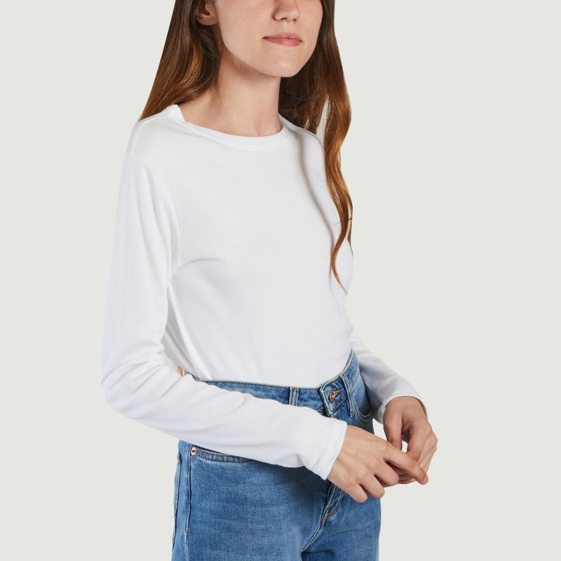 T-shirt manches longues  - Petit Bateau