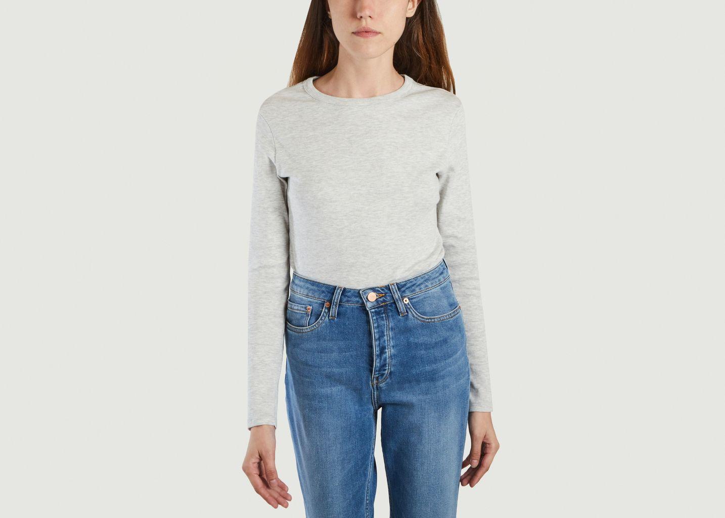Langarm-T-Shirt - Petit Bateau