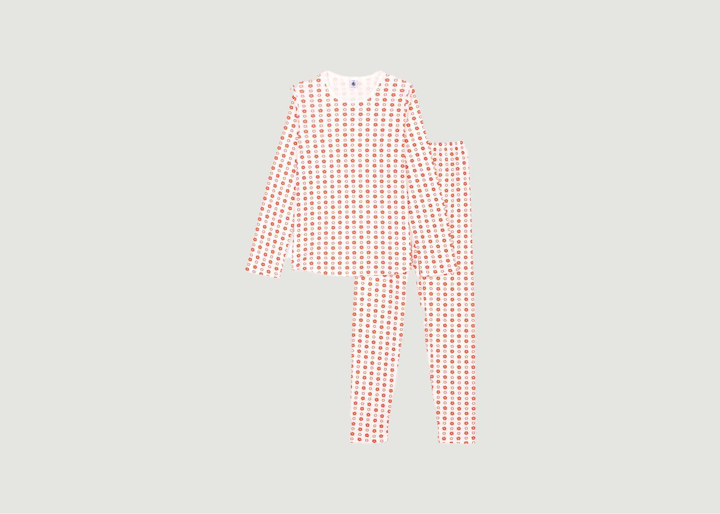 Pyjama Triolette  - Petit Bateau