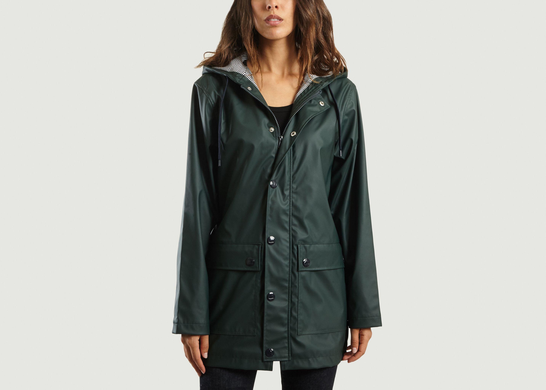 670088b5352a Iconic Waterproof Dark Green Petit Bateau