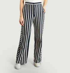 Bowie Striped Trousers