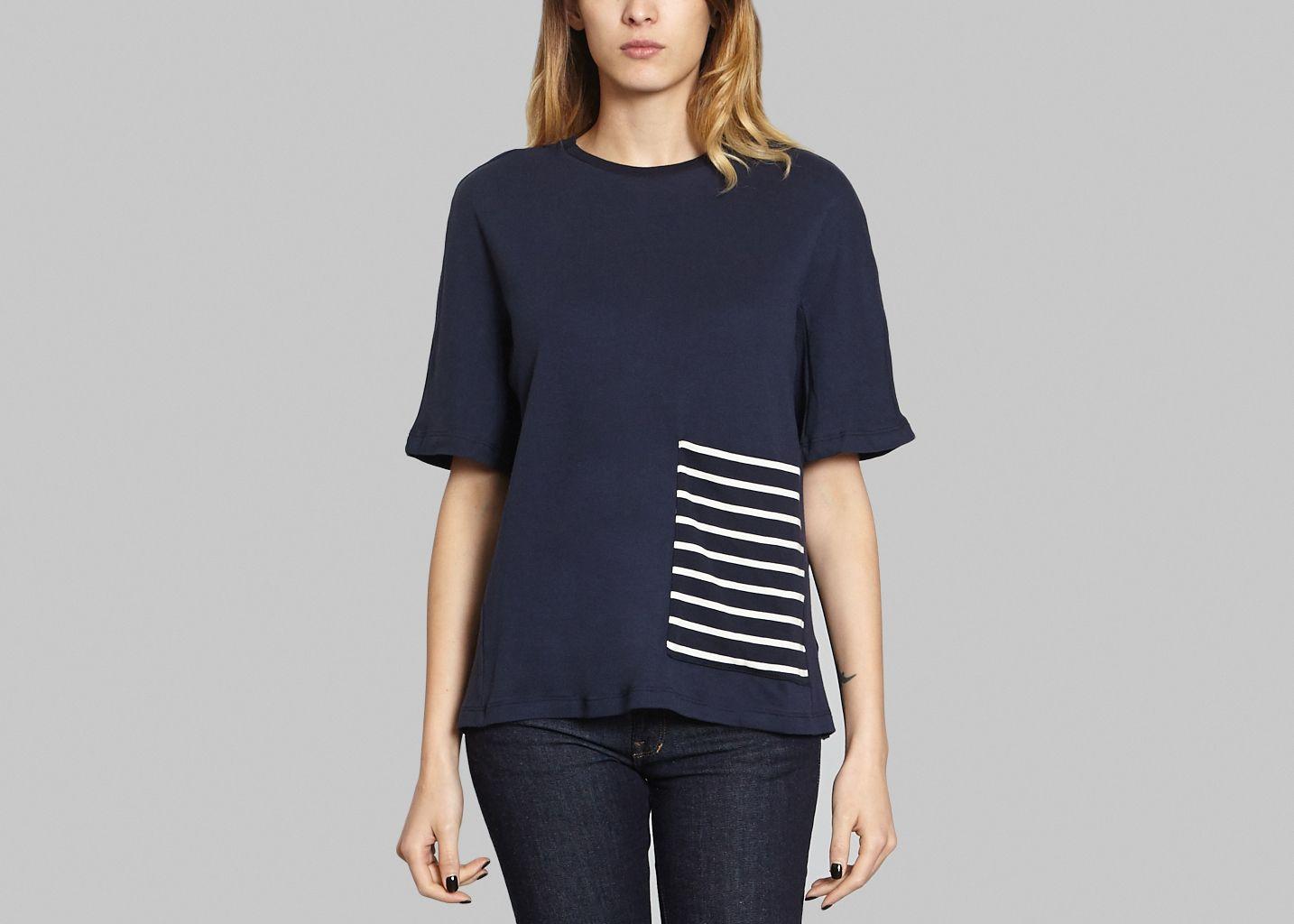 Tshirt Poche Large - Petit Bateau