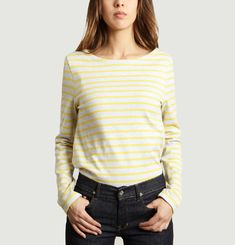 Maya Sailor Stripe Long-sleeved T-shirt