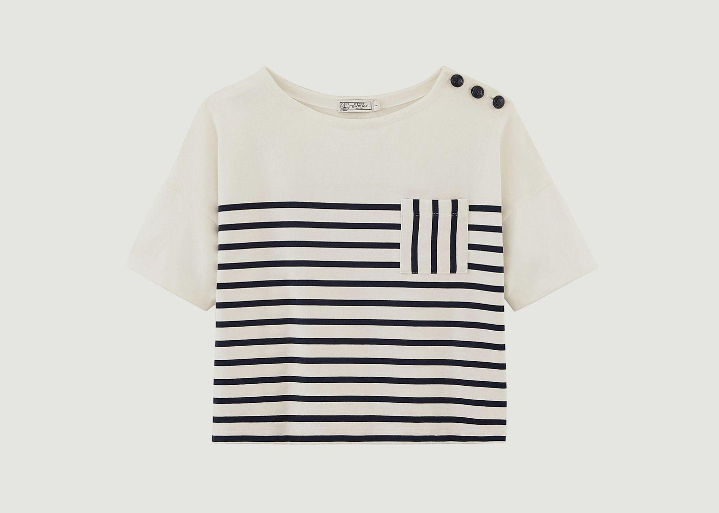 Petit Bateau Bichat T-Shirt Bambina