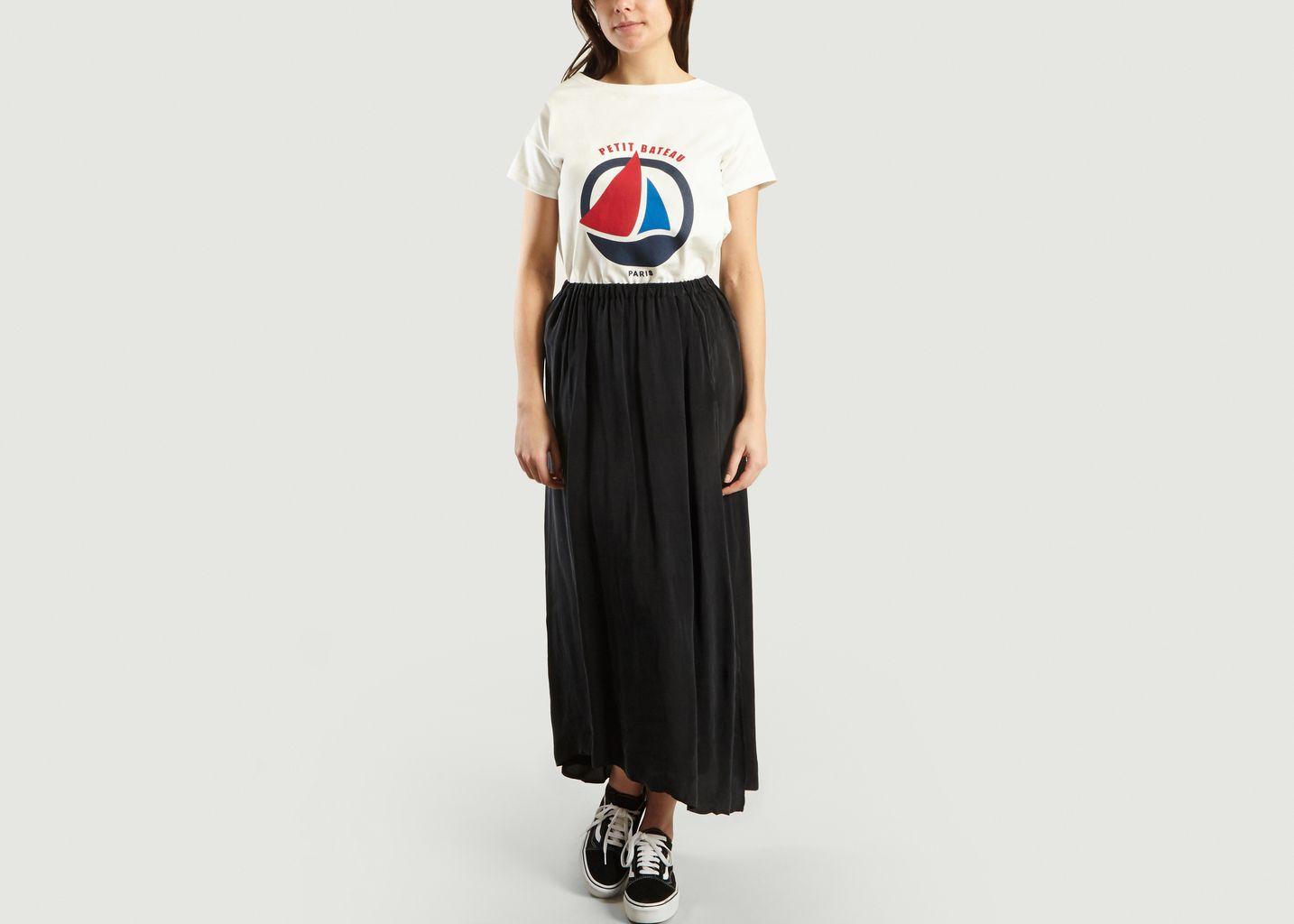 T-Shirt Logo - Petit Bateau