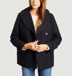 Iconic sailor's coat