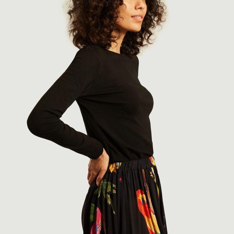 T-shirt manches longues en coton - Petit Bateau