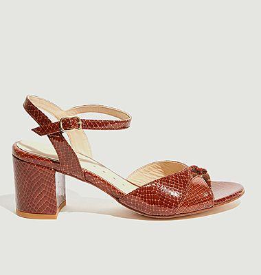 Sandales à talons Toni