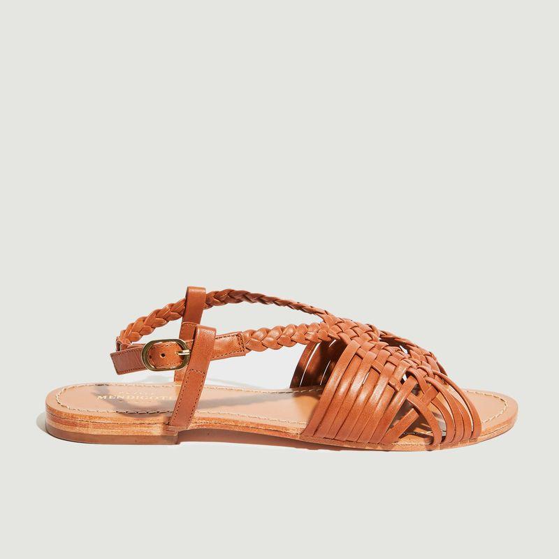 Sandales plates Fernando - Petite Mendigote