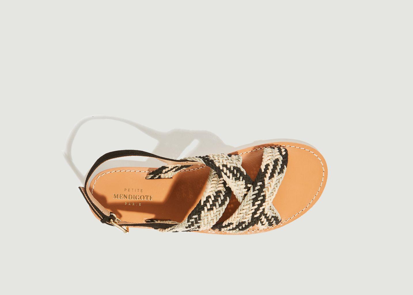 Sandales plates Murilo - Petite Mendigote