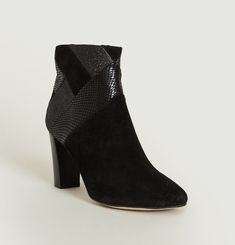 Bottines Burenne