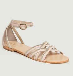 Sandales Bicolores Baker