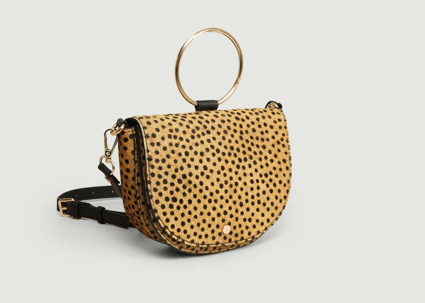 Sac Etoile Leopard  - Petite Mendigote
