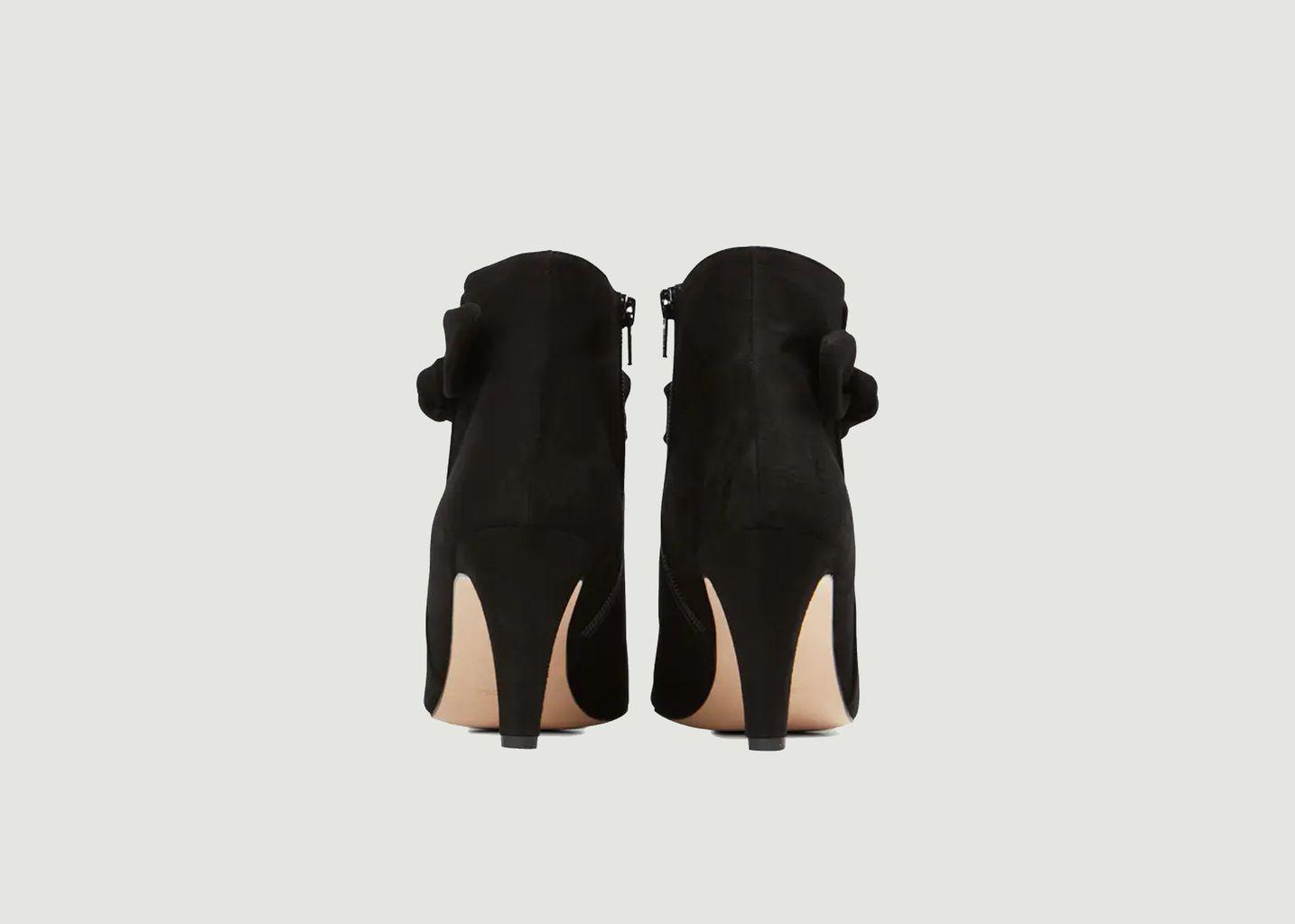 Boots avec nœud Gennadi - Petite Mendigote