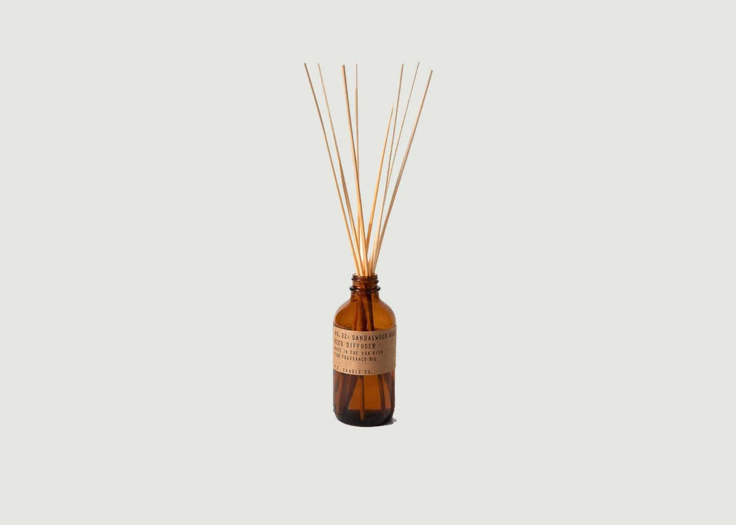 Diffuseur n°32 Sandalwood Rose - P.F. Candle CO.