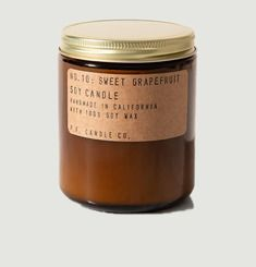 Bougie n°10 Sweet P.F. Candle CO.