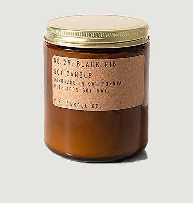 Bougie n°28 figue noire standard