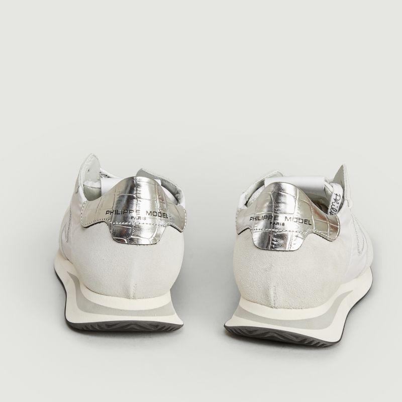 Baskets Trpx Mondial Croco - Philippe Model