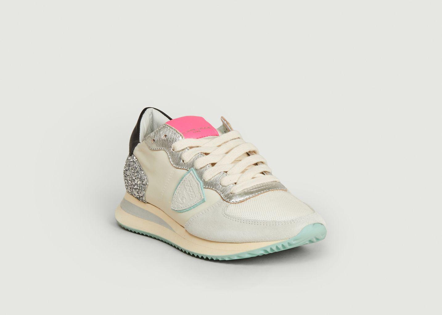Sneakers de running TRPX Glitter - Philippe Model