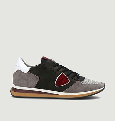 Sneakers en cuir TRPX